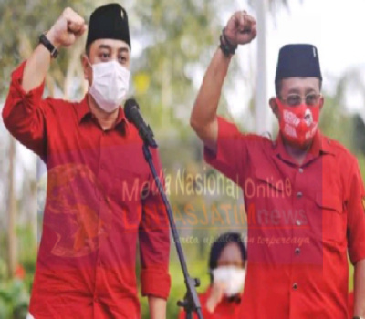 Risma Ingatkan Janji Kampanye  Eri – Armuji Termasuk  Mengratiskan BPJS Bagi Warga Surabaya Dengan Penghasilan Dibawah 10 Juta