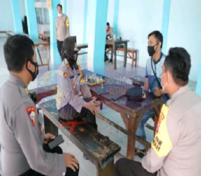 Kapolres Tanjung Perak Kunjungi PPK Kecamatan Semampir
