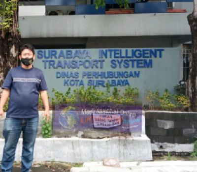 Dinas Perhubungan Kembangkan  Intelligent Transportasi System Kota Surabaya