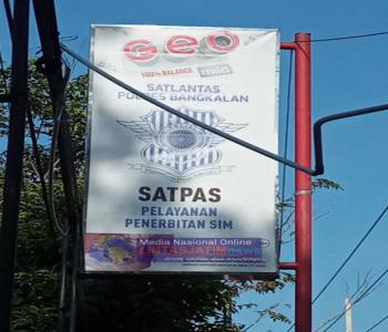 Satlantas Polres Bangkalan Gunakan Handphone Untuk Peganti Pelanggaran ETLE
