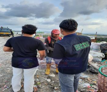 Gebyar Ramadhan Dengan KolaborAKSI bersama Komunitas Se-Bali di TPA (Tempat Pembuangan Akhir) Suwung