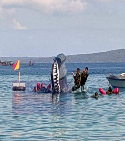 Renang Militer di Laut, Cara Prajurit Komodo Petarung Melatih Kemampuan dan Ketrampilan