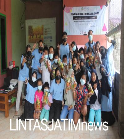 KKN UM CENTER LEARNING:Sebagai Pengetahuan Baru Tentang Nusantara dan Antariksa
