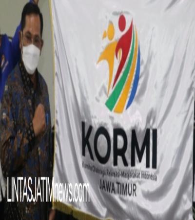 Sukses Jadi Manajer Sepaktakraw PON Jabar, Hudiyono Ditunjuk Ketua KORMI Jatim