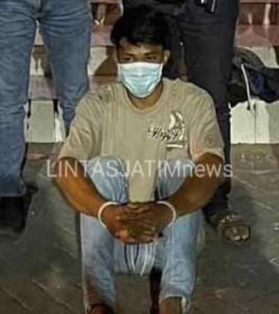 Polisi Tangkap Salah Satu Pembunuhan Juragan Pakaian di Pasar Kapasan