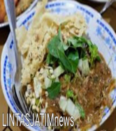 Nasi Pecel, Kulinernya Suroboyo
