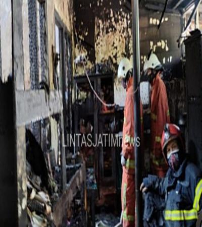 Ditinggal Keluarga di Puskesmas Bocah 6 Tahun Tewas Terbakar di Rumahnya