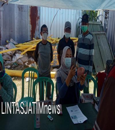 Hari terakhir Pembayaran BST di kec Tambaksari