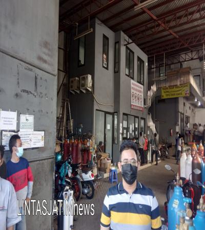 PT.NISSON INDONESIA : Selalu Menyediakan Pengisian Tabung Oksigen