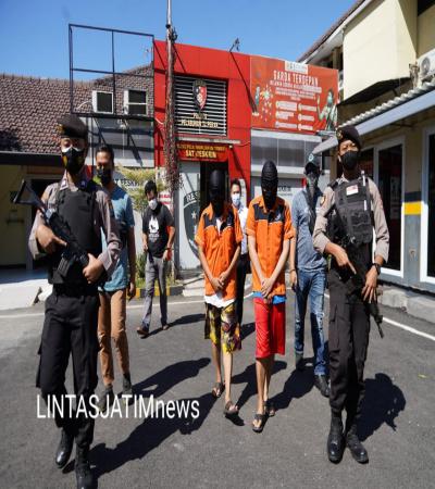 Polisi Ungkap Pemalsuan Surat GeNose C-19 Report Pasca Penyekatan di Suramadu